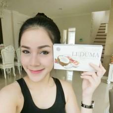 Pibu acne by EVE´S อาหารเสริมรักษาสิว by pretty eve LEDUMA (เลอดูมา) กลูต้ามะพร้าว