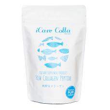"iCare Colla ""คอลลาเจนบริสุทธิ์"" ชนิด เปปไทด์จากปลา"