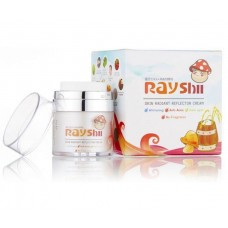 Rayshi cream face เรชิ ครีมหน้าสด หน้าเงา ส่งฟรี EMS