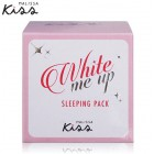 Malissa Kiss White me up sleeping pack ส่งฟรี EMS